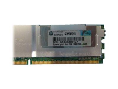 HPE - DDR2 - 4 GB - FB-DIMM 240-pin - 667 MHz / PC2-5300 - Voll gepuffert