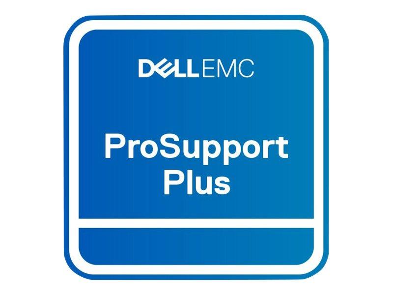 Dell Erweiterung von 3 jahre Next Business Day auf 3 jahre ProSupport Plus - Serviceerweiterung - Arbeitszeit und Ersatzteile -