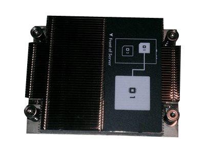 HPE - Prozessorkühler - für P/N: 717854-B21, 717855-B21, 751279-B22, 751280-B22, 751281-B22, C7S04A, C7S05A, F6V36A