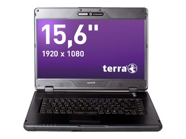 Wortmann TERRA Mobile 1581 - Core i5 4210M / 2.6 GHz - Win 7 Pro 64-bit - 8 GB RAM - 240 GB SSD - DVD-Writer