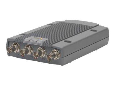 AXIS P7214 Video Encoder - Video-Server - 4 Kanäle (Packung mit 10)