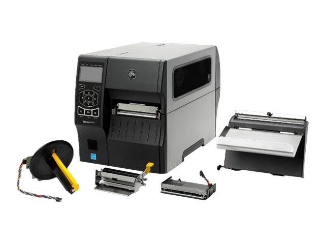Zebra ZT400 Series ZT410 - Etikettendrucker - Thermodirekt / Thermotransfer - Rolle (11,4 cm) - 203 dpi - bis zu 356 mm/Sek.