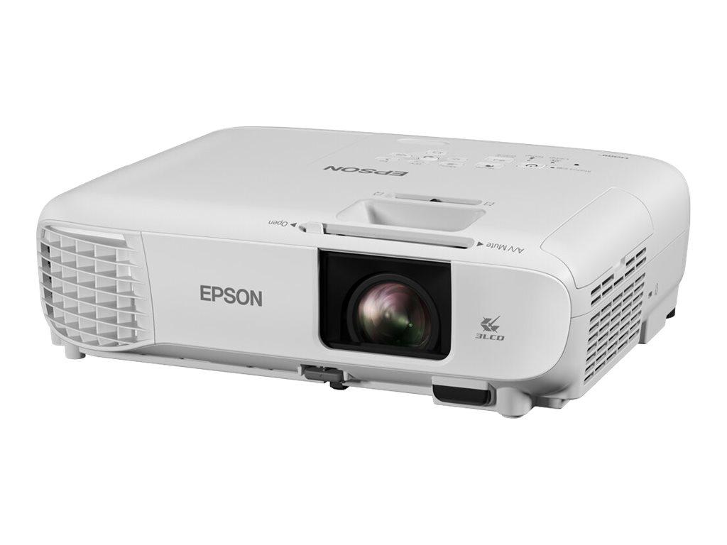 Epson EB-FH06 - 3-LCD-Projektor - tragbar - 3500 lm (weiss) - 3500 lm (Farbe) - Full HD (1920 x 1080)