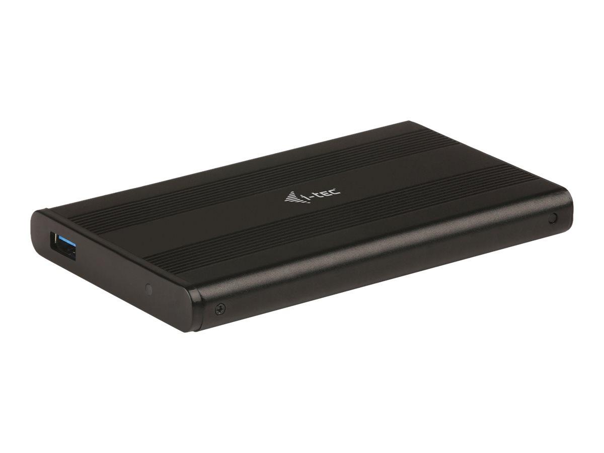i-Tec MySafe AluBasic Advance - Speichergehäuse - 2.5
