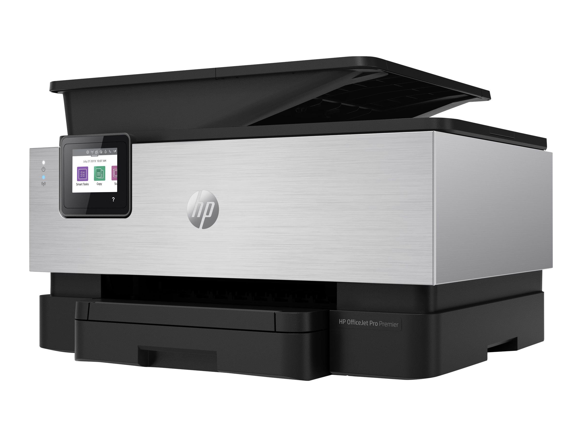 HP Officejet Pro 9019/Premier All-in-One - Multifunktionsdrucker - Farbe - Tintenstrahl - Legal (216 x 356 mm) (Original) - A4/L