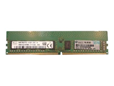 HPE - DDR4 - 8 GB - DIMM 288-PIN - 2133 MHz / PC4-17000 - CL15