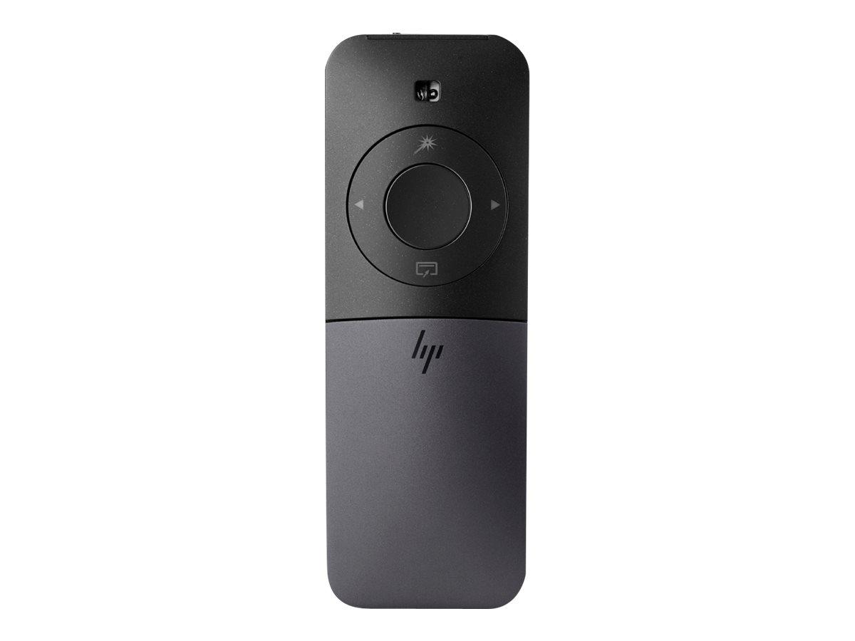 HP Elite Presenter - Präsentations-Fernsteuerung - HF - für Elite x2; EliteBook x360; Mobile Thin Client mt45; ProBook 455r G6;