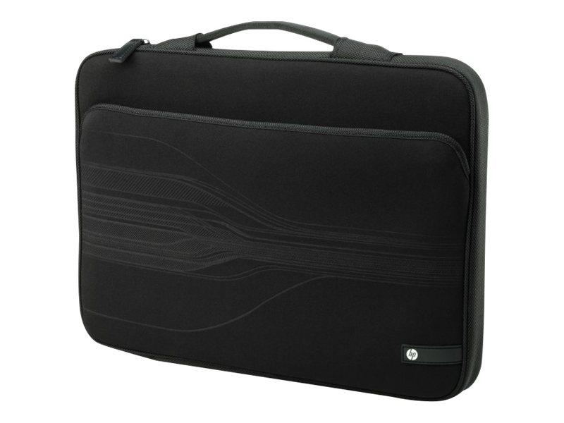 HP 14 Black Stream Notebook Sleeve - Notebook-Hülle - 35.6 cm (14