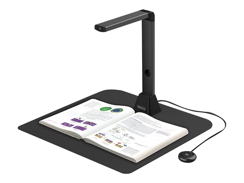 IRIS IRIScan Desk 5 Pro - Digitale Dokumentenkamera - Farbe - 12 MP - 1280 x 1024 - USB 2.0