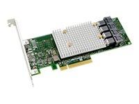 Microsemi Adaptec SmartHBA 2100 16i - Speichercontroller (RAID) - 16 Sender/Kanal - SATA 6Gb/s / SAS 12Gb/s Low-Profile - 12 Gbi