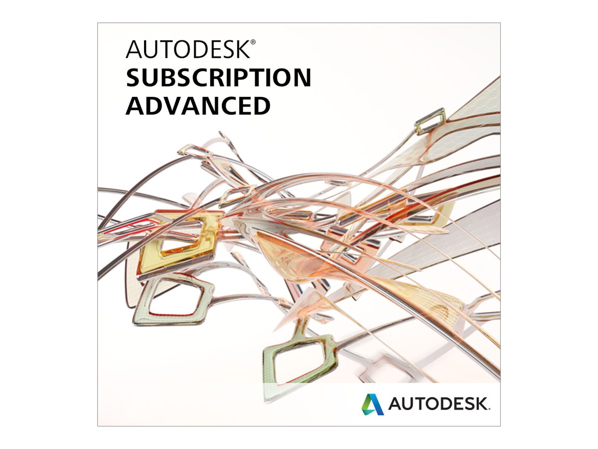 Autodesk Maintenance Plan with Advanced Support - Technischer Support (Verlängerung) - für AutoCAD LT for Mac - 1 Platz - kommer