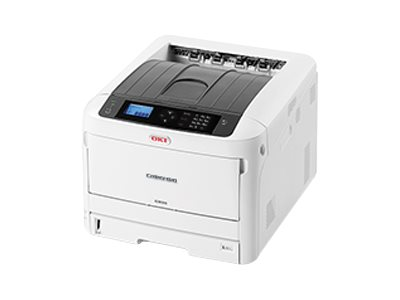 OKI C824dn - Drucker - Farbe - Duplex - LED - A3