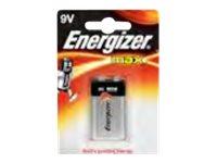 Energizer - Batterie 9V - Alkalisch