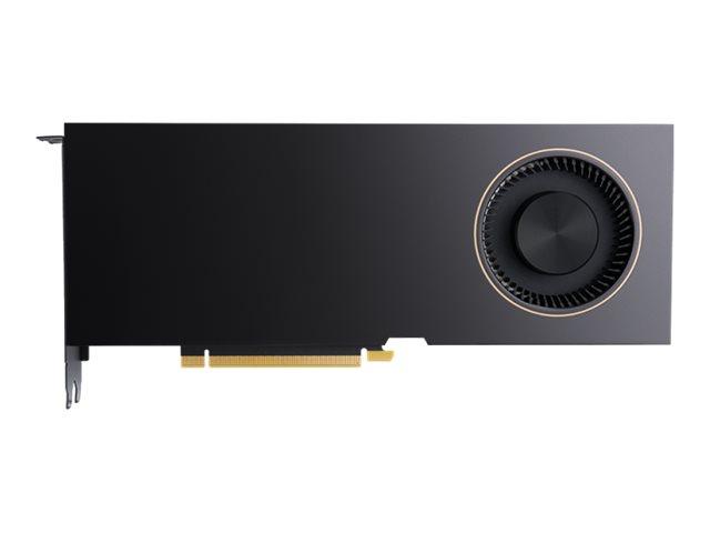 NVIDIA RTX A6000 - Grafikkarten - RTX A6000 - 48 GB GDDR6 - PCIe 4.0 x16 - 4 x DisplayPort