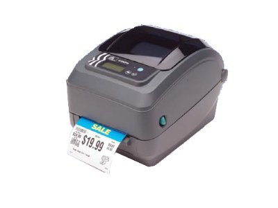 Zebra GX Series GX420t - Etikettendrucker - Thermodirekt / Thermotransfer - Rolle (10,8 cm) - 203 dpi - bis zu 152 mm/Sek.