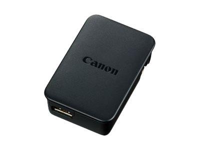 Canon CA-DC30E - Netzteil - für PowerShot G1 X Mark III, G5 X, G7 X Mark II, G9 X, G9 X Mark II, SX740 HS