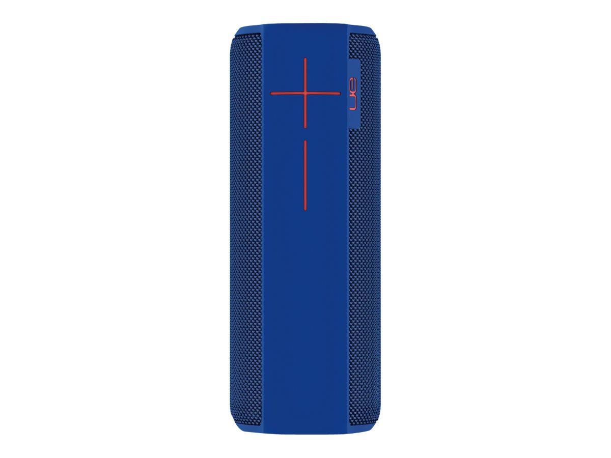Ultimate Ears MEGABOOM - Lautsprecher - tragbar - kabellos - Bluetooth, NFC - Electric Blue