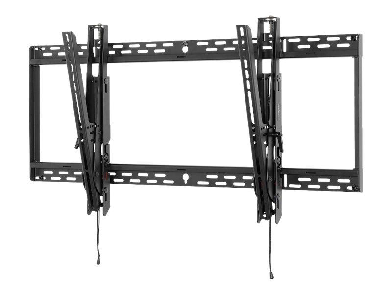 Peerless SmartMount Universal Tilt Wall Mount ST680P - Befestigungskit (Wandplatte, neigbare Halterung, Befestigungen) für Flach