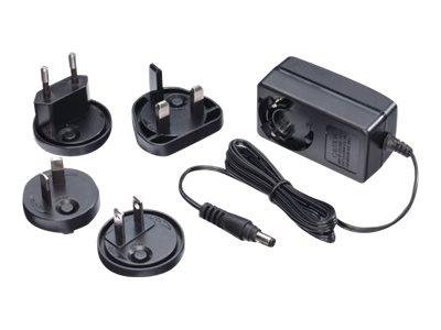 LINDY Multi Country - Netzteil - Wechselstrom 100-240 V - 15 Watt - weltweit