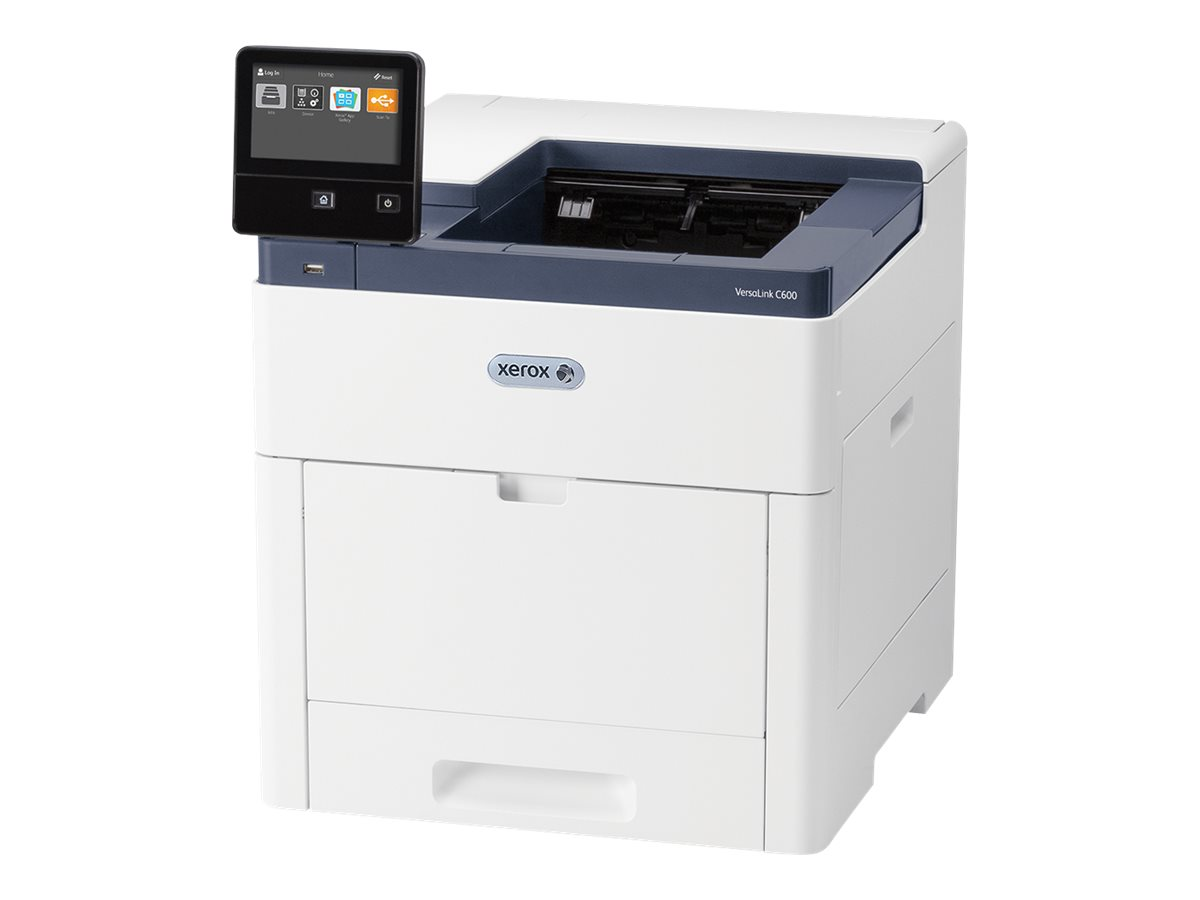 Xerox VersaLink C600V/N - Drucker - Farbe - LED - A4/Legal - 1200 x 2400 dpi