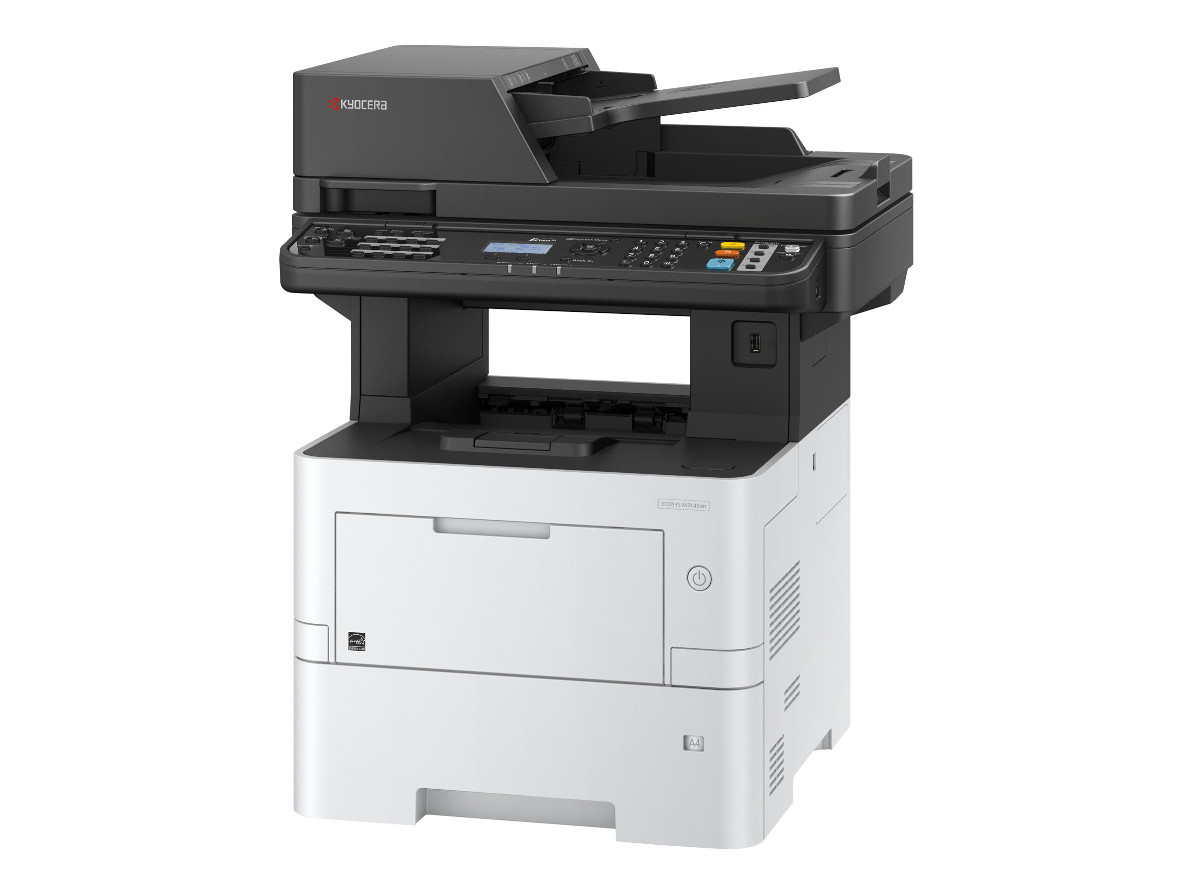 Kyocera ECOSYS M3145DN - Multifunktionsdrucker - s/w - Laser - A4 (210 x 297 mm), Legal (216 x 356 mm) (Original) - A4/Legal (Me