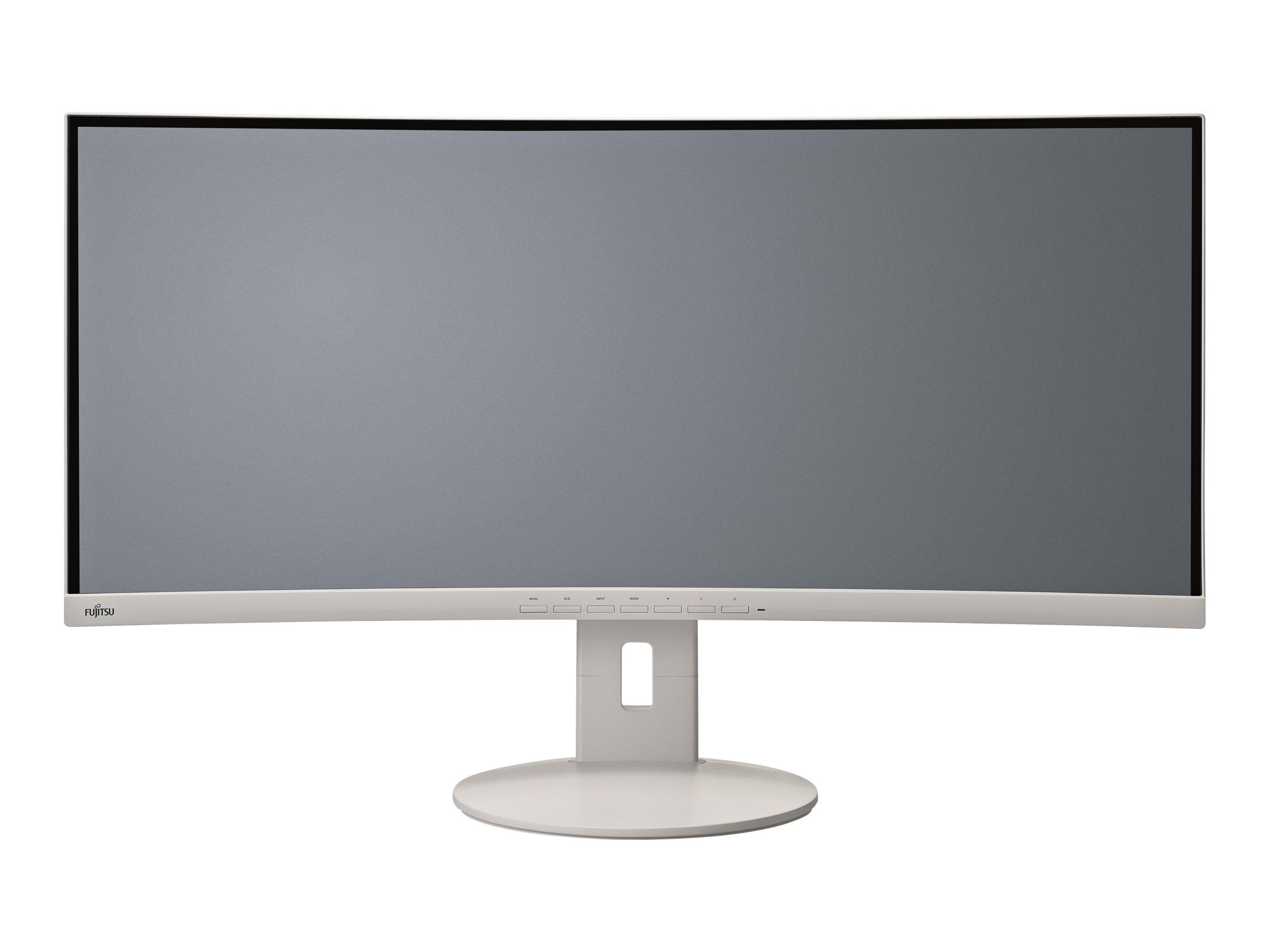 Fujitsu B34-9 UE - LED-Monitor - gebogen - 86.3 cm (34