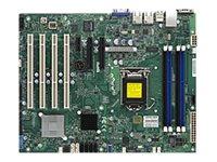 SUPERMICRO X10SLX-F - Motherboard - ATX - LGA1150-Sockel - C222 - USB 3.0