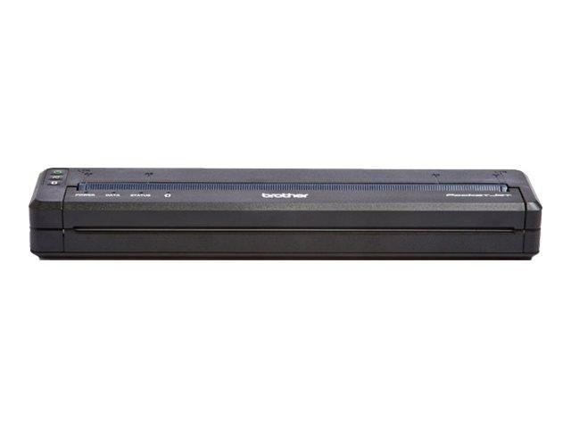 Brother PocketJet PJ-763MFi - Drucker - monochrom - Thermopapier - A4 - 300 x 300 dpi