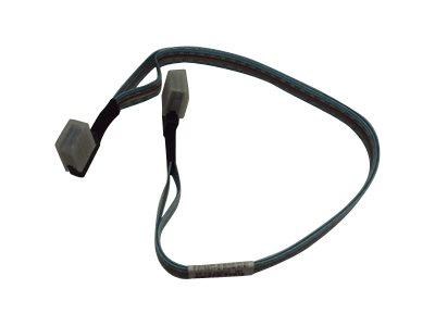 HP - SATA- / SAS-Kabel - 45 cm - 90° Stecker
