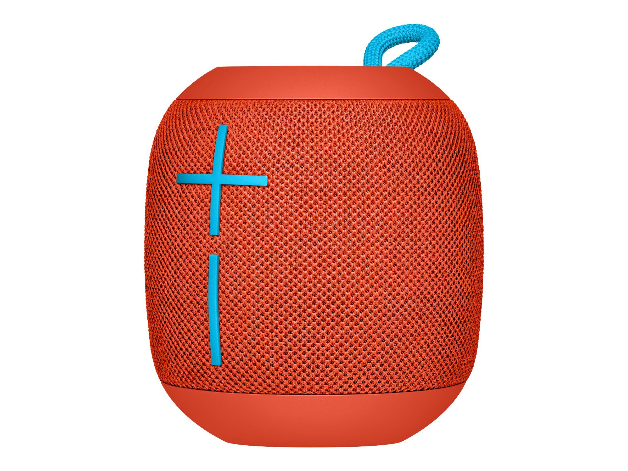 Ultimate Ears WONDERBOOM - Lautsprecher - tragbar - kabellos - Bluetooth - Fireball