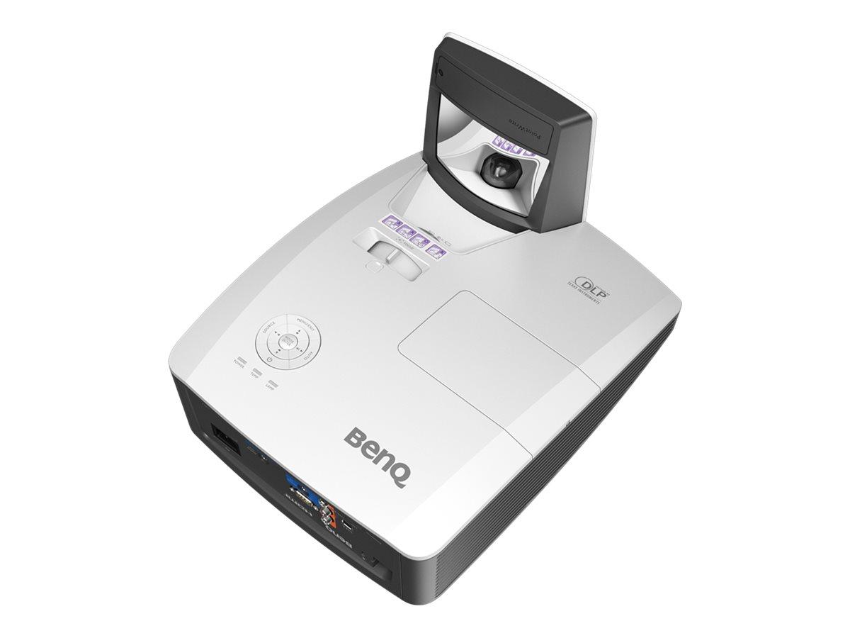 BenQ MH856UST+ - DLP-Projektor - 3D - 3500 ANSI-Lumen - Full HD (1920 x 1080) - 16:9