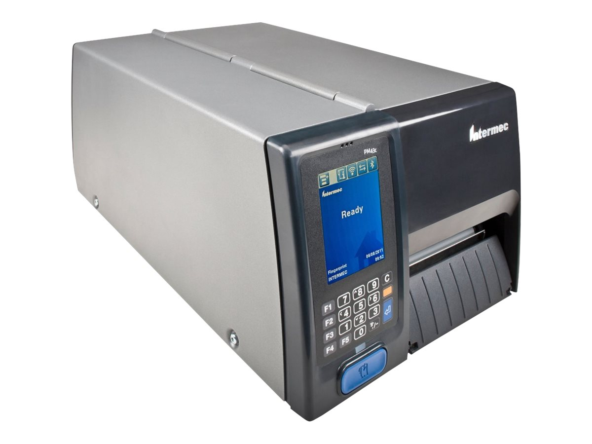 Intermec PM43c - Etikettendrucker - TD/TT - Rolle (11,4 cm) - 203 dpi - bis zu 300 mm/Sek.
