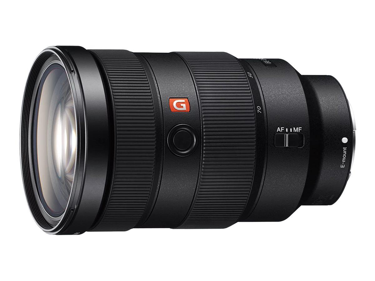 Sony SEL2470GM - Zoomobjektiv - 24 mm - 70 mm - f/2.8 GM - Sony E-mount