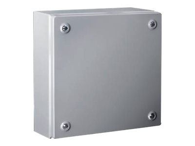 Rittal KL Terminal Box without gland plate - Gehäuse - geeignet für Wandmontage - RAL 7035