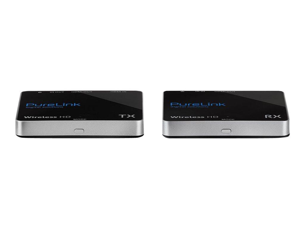 PureLink Cinema Series CSW100 Wireless HDMI Transmitter & Receiver Set - Drahtlose Video-/Audio-/Infrarot-Erweiterung - HDMI