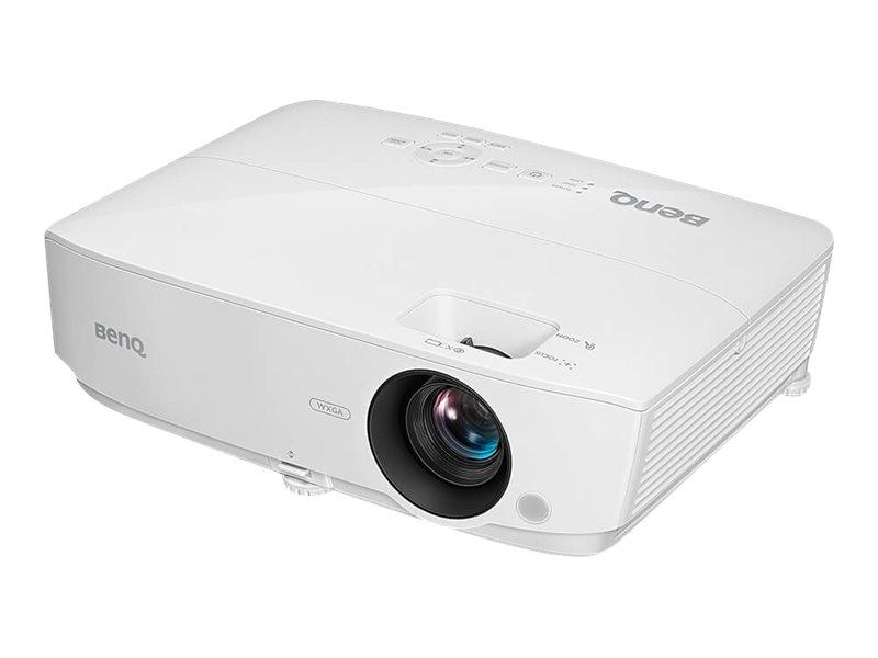 BenQ TW535 - DLP-Projektor - UHP - tragbar - 3D - 3600 ANSI-Lumen