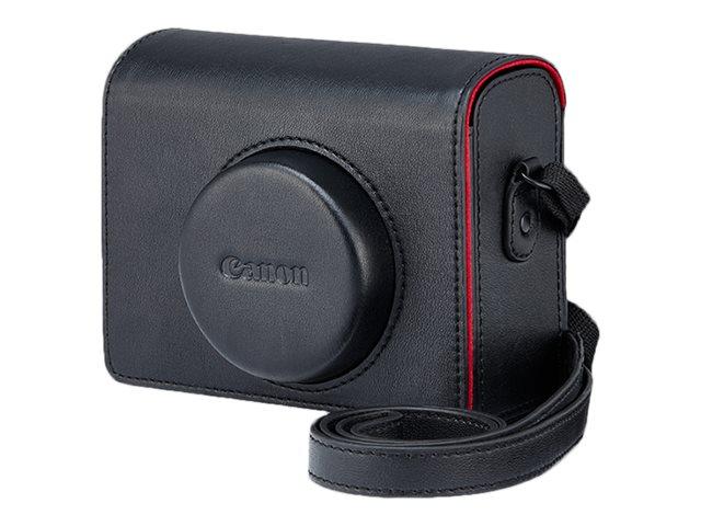 Canon DCC-1830 - Tasche für Kamera - Schwarz - für PowerShot G1 X Mark III