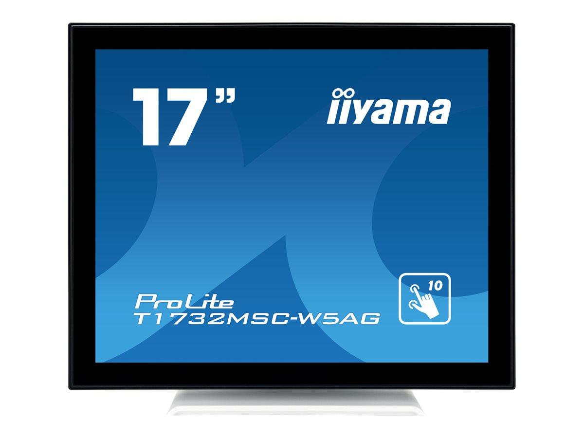 iiyama ProLite T1732MSC-W5AG - LED-Monitor - 43 cm (17