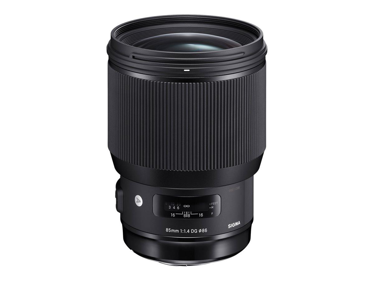 Sigma Art - Objektiv - 85 mm - f/1.4 DG HSM - Canon EF