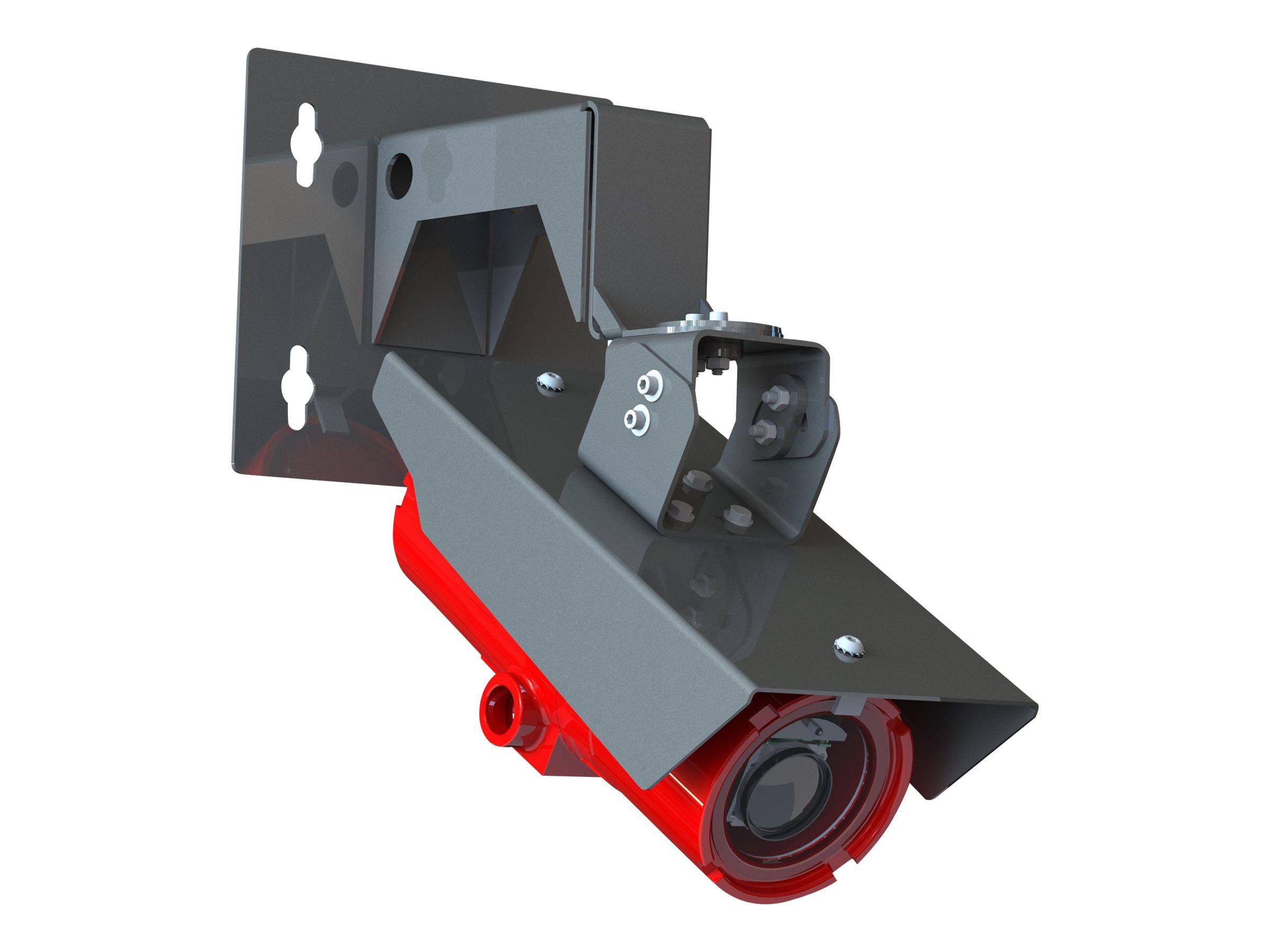 AXIS F101-A XF P1367 - Netzwerk-Überwachungskamera - Kuppel - explosionssicher - Farbe (Tag&Nacht) - 5 MP