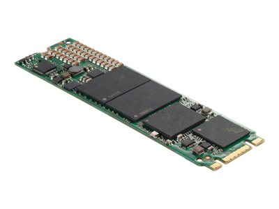 Micron 1100 - Solid-State-Disk - 1 TB - intern - M.2 2280 - SATA 6Gb/s