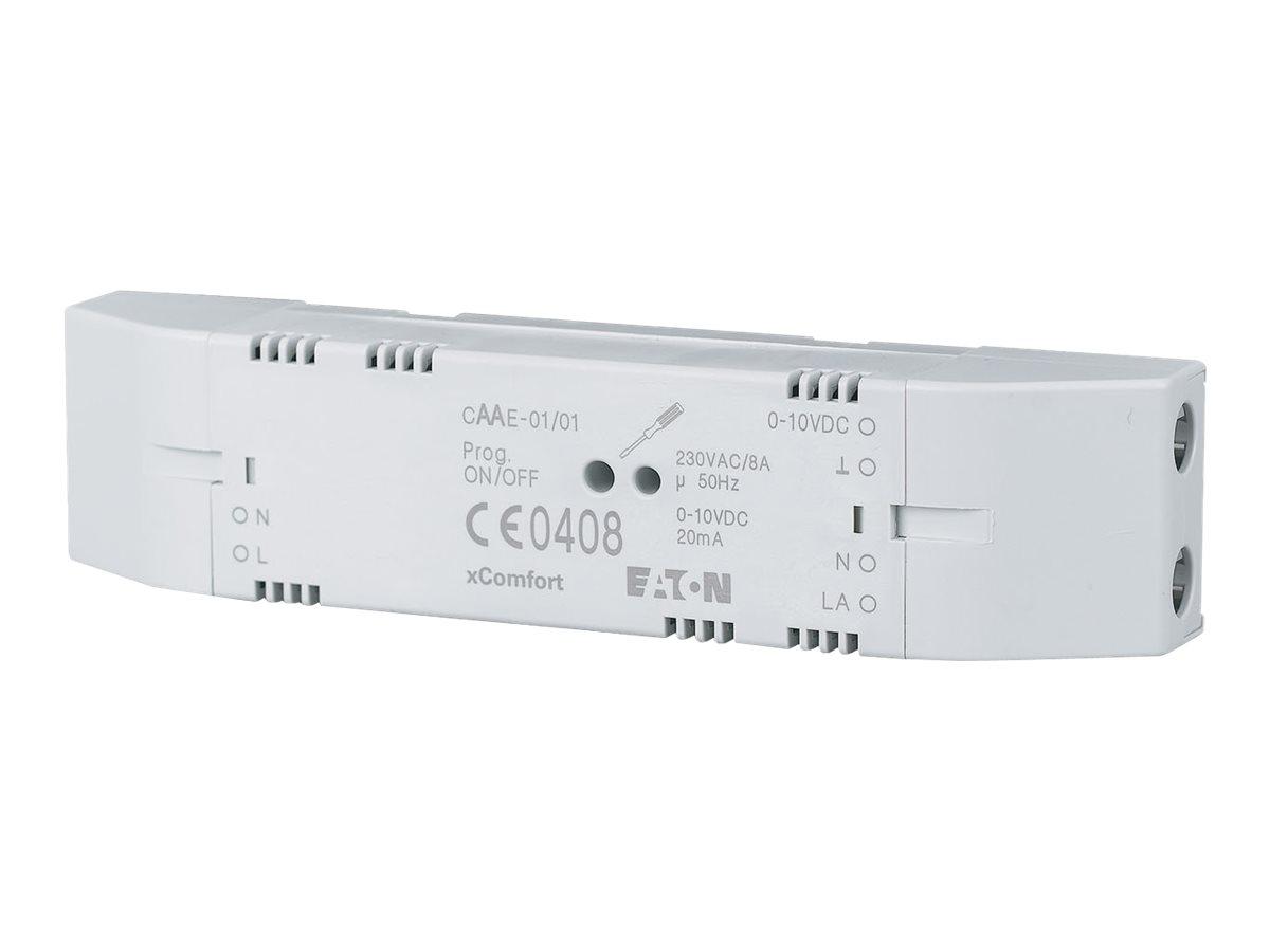 Eaton xComfort CDAE-01/02 - Dimmauslöser - kabellos - 868.3 MHz - Grau, RAL 7035