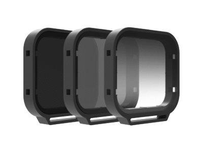 Polar Pro Venture 3-Pack - Filter-Kit - Polarisator/neutrale Dichte