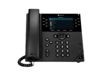 Polycom VVX 450 Business IP Phone - OBi Edition - VoIP-Telefon - SIP, SDP - 12 Leitungen