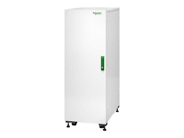 Schneider Electric Easy UPS 3S E3SXR6 Empty Modular Battery Cabinet - Batteriegehäuse - für Easy UPS 3S E3SUPS10KHB, E3SUPS10KHB