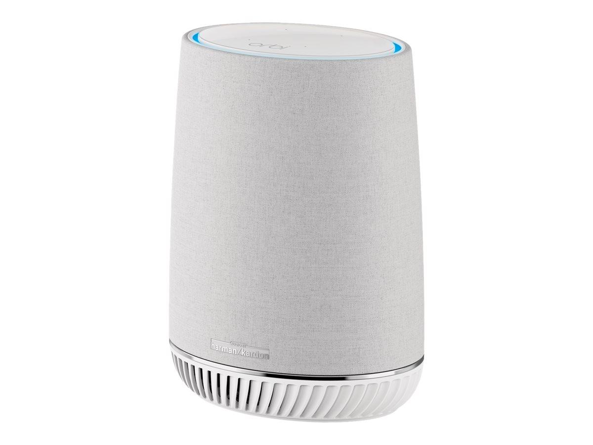 NETGEAR Orbi Voice RBS40V - Smart-Lautsprecher - Ethernet, Gigabit Ethernet, Fast Ethernet, Wi-Fi - zweiweg
