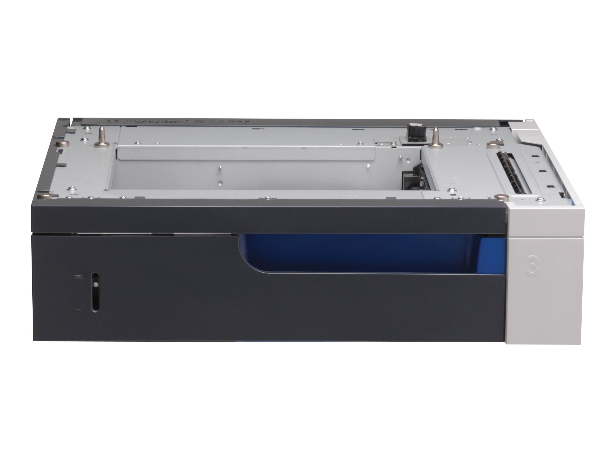 HP - Medienschacht - 500 Blätter in 1 Schubladen (Trays) - für Color LaserJet Enterprise M750; LaserJet Enterprise MFP M775; Las