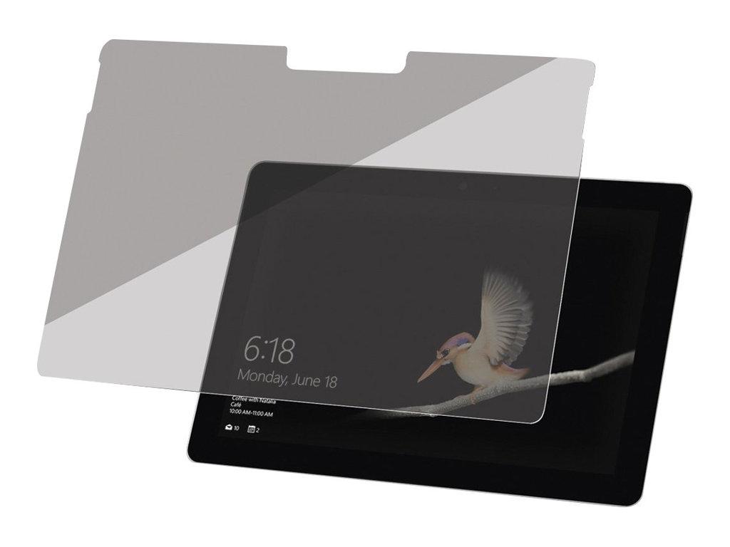 PanzerGlass Edge-to-Edge - Bildschirmschutz für Tablet - with privacy filter - für Microsoft Surface Go