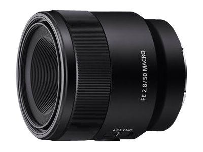 Sony SEL50M28 - Makro-Objektiv - 50 mm - f/2.8 FE - Sony E-mount