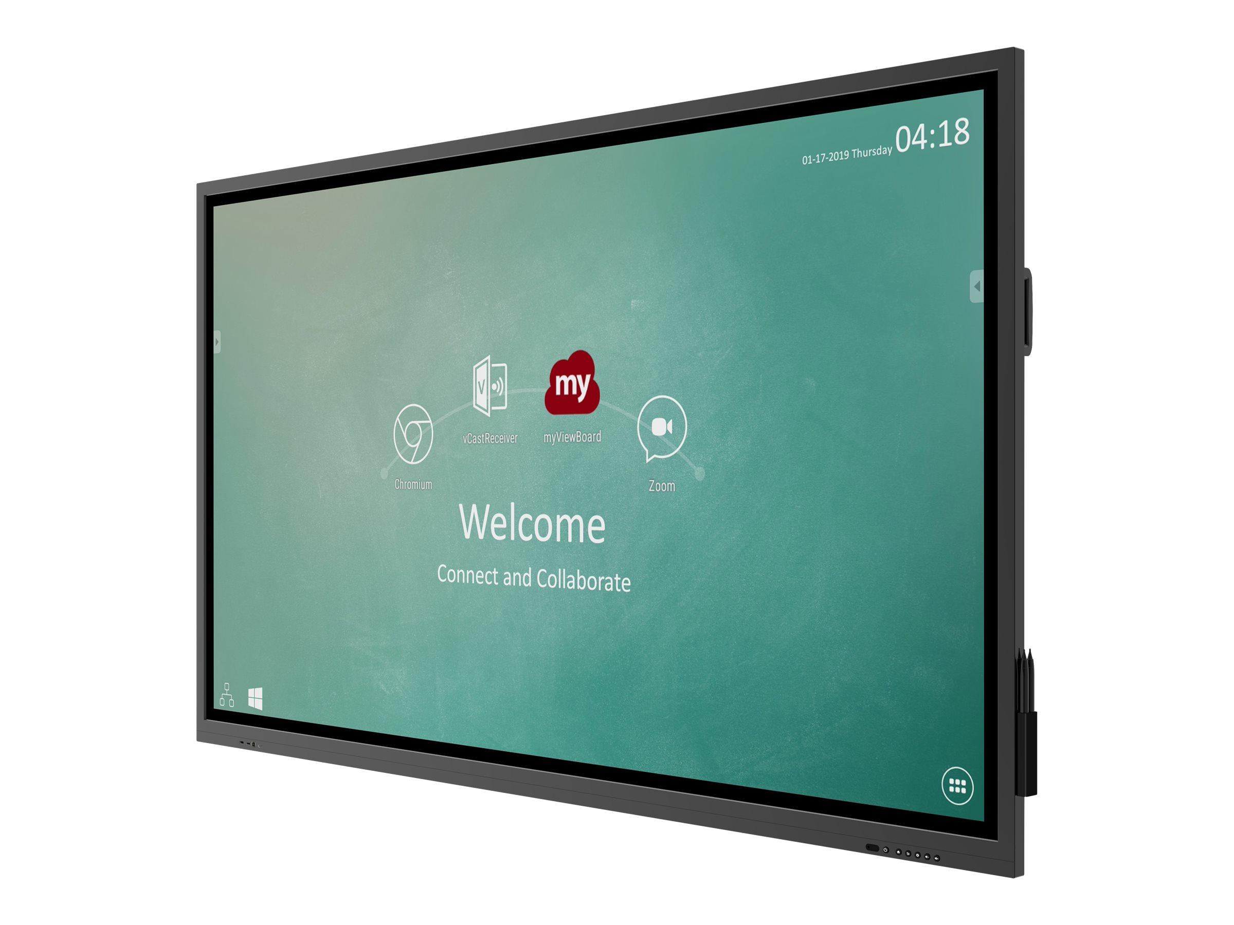 ViewSonic ViewBoard IFP7530 - 190.5 cm (75